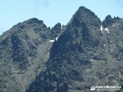 La Mira - Los Galayos (Gredos);senderismo la raña rutas senderismo cerca de madrid federacion de mo